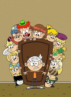 1 Loud y 25 Loud's Loud House Characters, Cartoon Characters, Loud House Fanfiction, The Loud House Fanart, Pixel Drawing, House Drawing, Star Vs The Forces Of Evil, Looney Tunes, Disney
