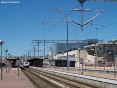 Meijo Ferroviario, el ferrocarril en Salamanca y el lejano oeste español: Los trabajos de electrificación prácticamente term...