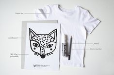 *delicious* tshirt printables and tutorials for making cool tshirts for your kids