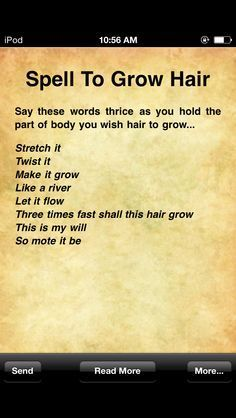 How To Grow Hair Faster, Thicker and Longer – Hair Growth Secrets for Overnight, Days, Weeks & Months – Hair Care Tips Witchcraft Love Spells, Witchcraft Spells For Beginners, Healing Spells, Easy Spells, Luck Spells, Money Spells, White Magic Spells, Wiccan Magic, Pagan