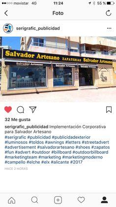 Tiendas en El Campello, cadena de zapaterías www.salvadorartesano.com