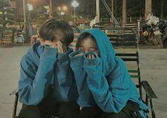 Ulzzang Friends💙 Save=fl me Korean Girl Ulzzang, Couple Ulzzang, Mode Ulzzang, Cute Relationship Goals, Cute Relationships, Couple Relationship, Friend Pictures, Couple Pictures, Cute Couples Goals