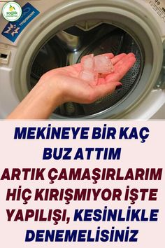 Saving Ideas, Washing Machine, Home Appliances, Cleaning, Aspirin, Design, House Appliances, Kitchen Appliances, Washer
