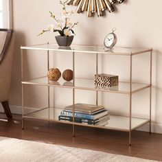 Latinne Console Table