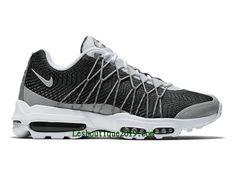 1bc9da3190 Boutique Nike Air Max 95 Ultra Jacquard Chaussures Officiel Running Prix Pas  Cher Pour Homme Gris