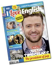Justin Timberlake ; President of the USA : could you do the job ? Mount Rushmore ; The fantastic World of JK Rowling.