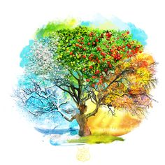 As in Sonnet 2, a woman has a certain amount of time to flourish in her time of beauty before it slowly begins to fade away. If a woman wants to hold on to her beauty forever, she could do so by passing it to a child, becoming eternal. As such is the tree, with its numbered seasons, needing to spread its seed if it ever wants to live again through another. The tree, as the woman would have a death by the winter of life. Bradford Johnson