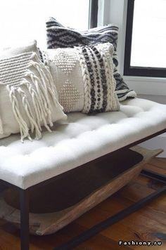 Подушки: декор интерьера