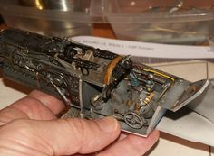 MPC 1/24 Bf 109E - Part 1 | Large Scale Planes