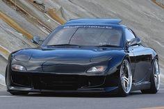 Mazda RX7 Black