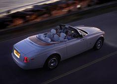 Rolls-Royce Phantom II Drophead