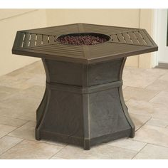 Make your outdoor space cozy and warm through the Fall! A fire pit will create a warm focal point as you and your guests sit out under the stars or watch the leaves change color. Visit www.hanover-products.com/ to see how a fire pit or patio heater can make your patio or backyard Autumn friendly!