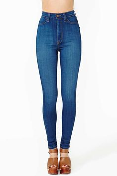 Perfect Ten Skinny Jeans  It can be so difficult to find well-fitting jeans these days, but these fit perfectly!