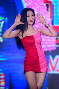 Image discovered by Find images and videos about kpop, red velvet and joy on We Heart It - the app to get lost in what you love. Red Velvet Joy, Red Velvet Irene, Seulgi, My Girl, Cool Girl, Mode Kpop, Stage Outfits, Girl Bands, Beautiful Asian Girls