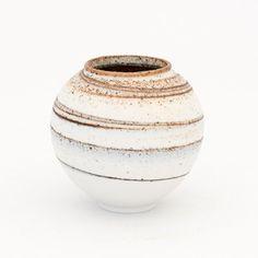 Miniature Moon Jar  -  Adam Buick.