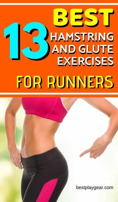 The 13 Best Hamstring And Glute Strengthening Exercises For Runners in 2020 – Best Play Gear - Value activa Home Exercise Program, Home Exercise Routines, Workout Programs, At Home Workouts, Best Hamstring Exercises, Glute And Hamstring Workout, Glute Workouts, Exercises For Hamstrings, Flexibility Workout