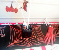 Adventures at home with Mum: Halloween Party Decorations