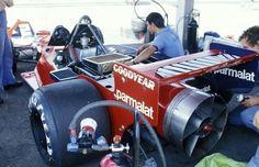Parmalat Racing Team...Brabham BT46B...Motor Alfa Romeo 115-12 F12 3.0...1978