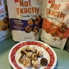 Movie Night with Fisher Nut Exactly Snack Bites #Giveaway #FisherNutExactly