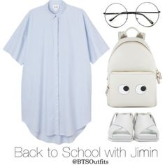 Back to School with Jimin