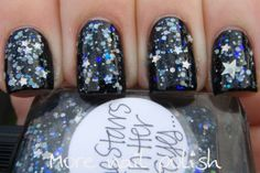 More Nail Polish - Lynnderella - The Stars in Her Eyes