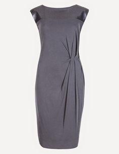 Sukienki w dużych rozmiarach Marks&Spencer wiosna-lato 2015 (do rozmiaru 52)   Szafa Size Plus