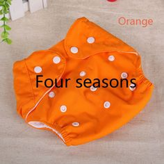 Reusable Baby Diapers 7 Colors