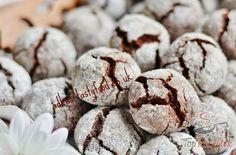 Nagyon csokis pöfeteg sütemény (CRINKLES)