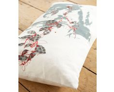 Product gallery - Pippa Caley Botanical Interior, Interior And Exterior, Needlework, Insects, February, Textiles, Embroidery, Quilts, Blanket