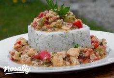 Fűszeres tengeri halragu petrezselymes rizzsel | Nosalty
