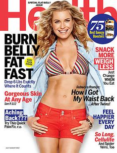 Rebecca shares weight loss secrets