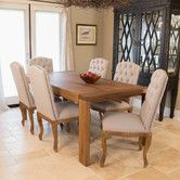 Found it at Wayfair - Leona Extendable Dining Table