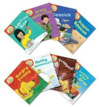 Oxford Reading Tree Read with Biff, Chip, and Kipper Level 5 Pack of 8 By…