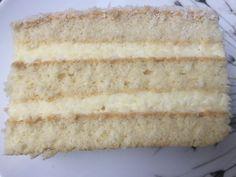 Cukor és lisztmentes Raffaello-szelettel köszöntsd a hétvégét! - Lollipop Vanilla Cake, Paleo, Sweets, Sugar, Healthy Recipes, Meals, Diabetes, Food, Diet