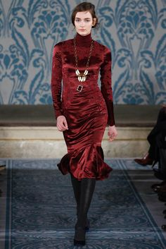 Tory Burch Fall 2013 Ready-to-Wear Fashion Show Collection