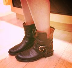 Fiorentini + Baker classic boots — we all own a pair!