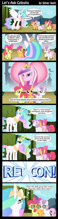 Let's+Ask+Celestia+by+MLP-Silver-Quill.deviantart.com+on+@deviantART