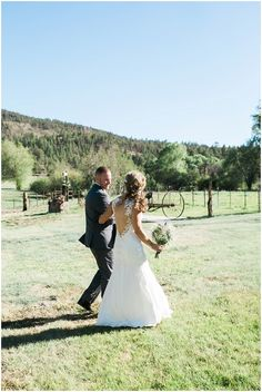 Ashley Freehan PhotographyBen + Amber | X Diamond Ranch Wedding - Greer, AZ