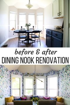 Our Small Dining Room Renovation Ideas For How To Make A Impact