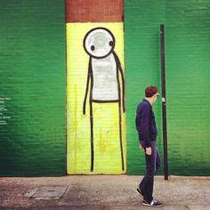 Street Art, Instagram