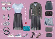 Májová móda s náramkami Polyvore, Fashion, Moda, Fashion Styles, Fashion Illustrations
