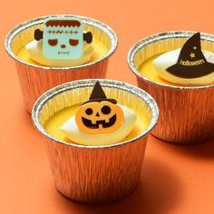 オーブンなしで作れる!かぼちゃプリン http://recipe.cuoca.com/pc/index.php?cmd=rcpd01_pc&id=787… ハロウィンパーティーのメニューにもおすすめ!