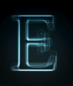 letter / E