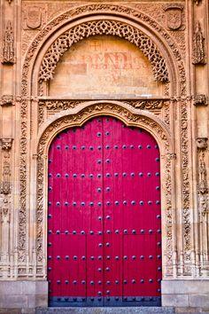 La Puerta Roja in Salamanca | Flickr - Photo Sharing!