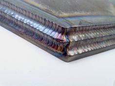 Tig Weld Double Weave by Brown Dog Welding, via Flickr
