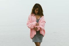 Your favourite soft, cozy, oversized cardigan to keep you warm and stylish.