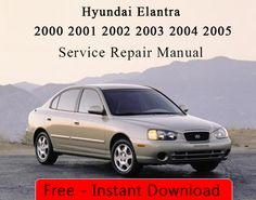 download hyundai santa fe service repair manual 2007 2012 hyundai rh pinterest com 2001 Hyundai Elantra Starting 2001 Hyundai Elantra Interior