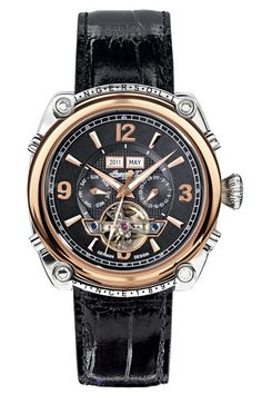 Ingersoll Montgomery IN4505RBK | EVOSY | The Premier Destination for Watches and Accessories