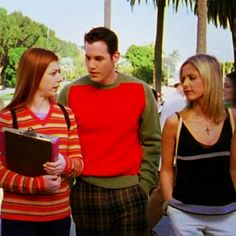 Willow, Xander and Buffy. These were my favorite moments.
