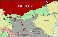 New Blog post on Kurdish factions in #Turkey and #Syria: A War Among Friends | Middle East Studies Center  #mideast